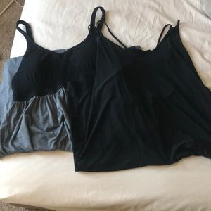 Lot of 2 Target Night Gowns